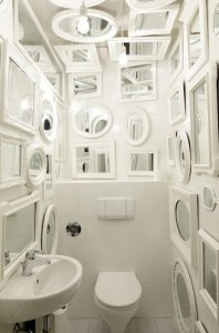 Over done mirror collection