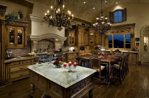 Opulent Kitchen
